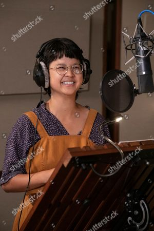 Charlyne Yi voices Pennywhistle