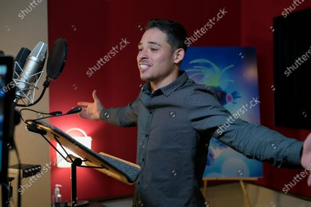 Anthony Ramos voices King Trollex