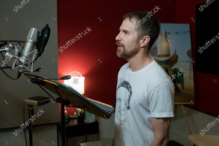 Sam Rockwell voices Hickory