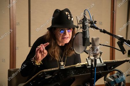 Ozzy Osbourne voices King Thrash