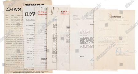 Editorial image of Beatles memorabilia - 30 Jul 2020