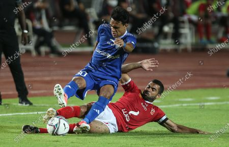 Editorial picture of Al-Ahly vs Aswan, Cairo, Egypt - 17 Aug 2020