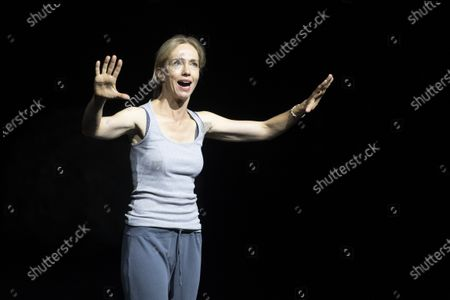 Editorial image of Everywoman dress rehearsal at the Salzburg Festival, Austria - 17 Aug 2020