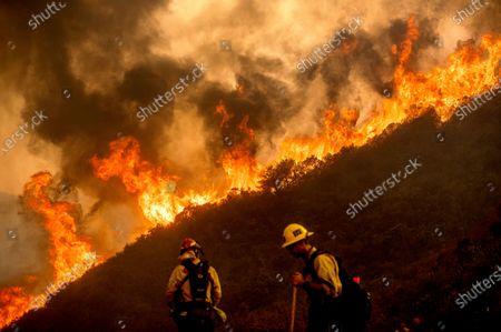 Editorial photo of California Wildfires, Salinas, United States - 17 Aug 2020