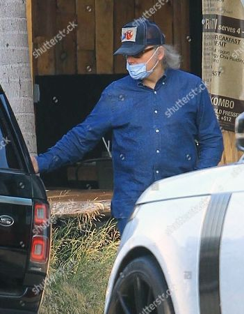Editorial image of Dwight Yoakam out and about, Los Angeles, USA - 17 Aug 2020