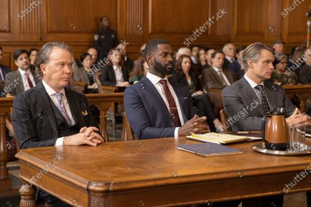 Timothy Hutton as as Leon Bechley, Mo McRae as Tim and Daniel Cosgrove as Chad