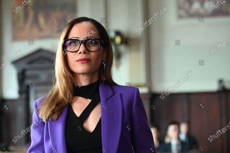 Victoria Cartagena as Amanda Doherty