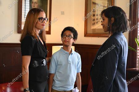 Victoria Cartagena as Amanda Doherty, Jian Harrell as Lorenzo and Megalyn Echikunwoke as Edie Palmer