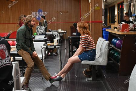 Michael Stahl David as Donovan and Brittany Snow as Julia Bechley