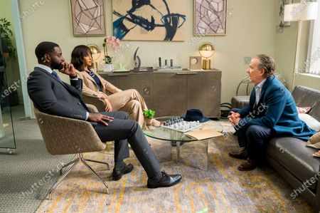 Mo McRae as Tim, Megalyn Echikunwoke as Edie Palmer and Timothy Hutton as as Leon Bechley