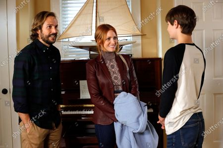 Michael Stahl David as Donovan, Brittany Snow as Julia Bechley and Trevor Brooks as Luke