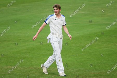 Yorkshire's George Hill.
