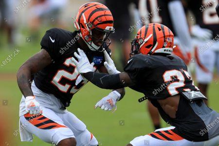 Editorial image of Bengals Football, Cincinnati, United States - 18 Aug 2020