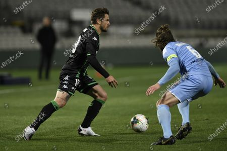 Editorial image of Western United v Melbourne City FC, A-League, Football, Netstrata Jubilee Stadium, Sydney, Australia - 19 Aug 2020