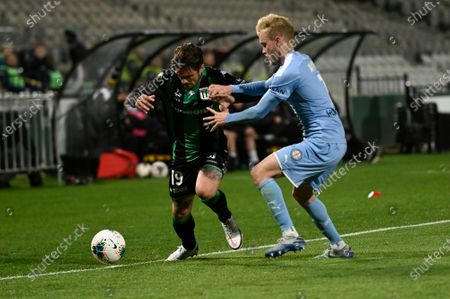 Editorial picture of Western United v Melbourne City FC, A-League, Football, Netstrata Jubilee Stadium, Sydney, Australia - 19 Aug 2020