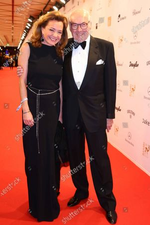 Karl Scheufele, Caroline Gruosi-Scheufele, 64th BAMBI award, CCD Congress Center Duesseldorf