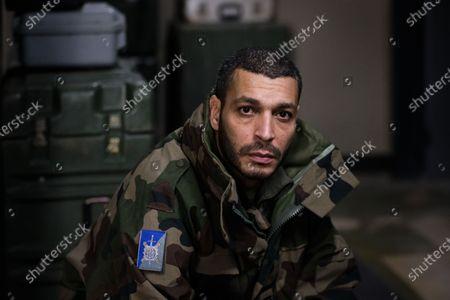 Adel Bencherif as Colonel Mustafa Mokrani