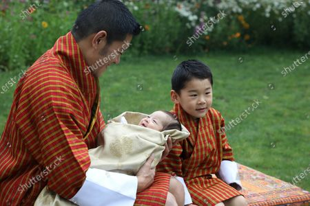 Editorial photo of Royal Family of Bhutan - 29 May 2020