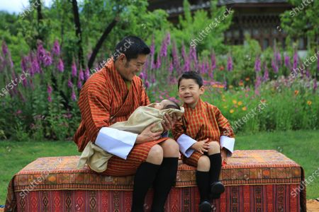 Editorial picture of Royal Family of Bhutan - 29 May 2020