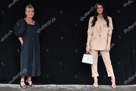 Exclusive - Carol Wright & Jessica Wright