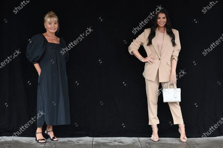Editorial picture of Exclusive - 'The Only Way is Essex' TV show filming, London, UK - 19 Aug 2020