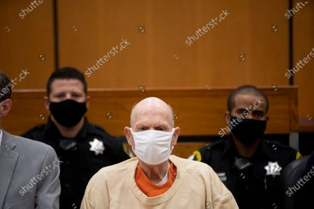 Editorial picture of Golden State Killer, Sacramento, United States - 19 Aug 2020
