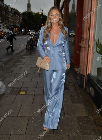 Editorial picture of Club L Summer Launch event, London, UK - 19 Aug 2020