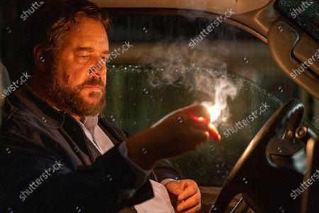 Stock Image of Russell Crowe as The Man