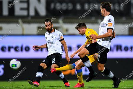Editorial photo of Spezia Calcio vs Frosinone Calcio, La Spezia, Italy - 20 Aug 2020