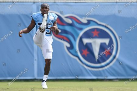 Editorial picture of Titans Camp Football, Nashville, United States - 20 Aug 2020