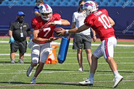 Editorial image of Bills Football, Orchard Park, United States - 20 Aug 2020