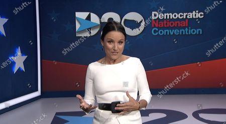Editorial image of 2020 Democratic National Convention, Milwaukee, USA - 20 Aug 2020