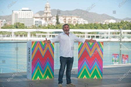 Spanish actor Sergi Lopez attends 'La Boda De Rosa' photocall