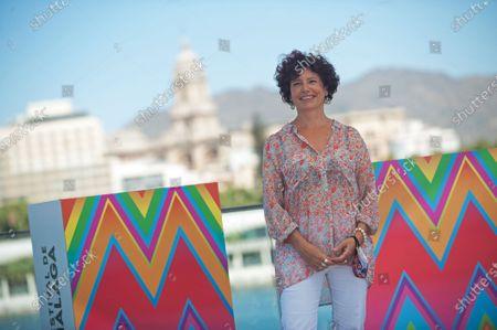 Spanish director Iciar Bollain attends 'La Boda De Rosa' photocall