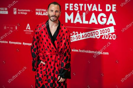 Editorial picture of Malaga Film Festival, Spain - 21 Aug 2020