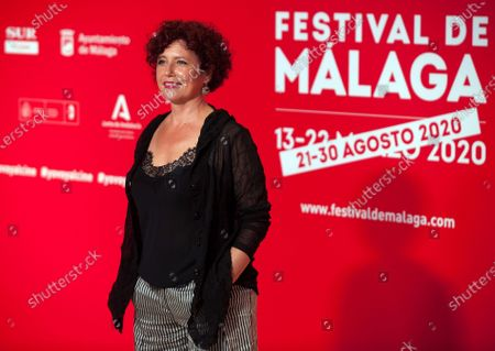 Editorial picture of Malaga Film Festival, Spain - 21 Aug 2020