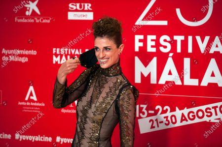 Editorial image of Malaga Film Festival, Spain - 21 Aug 2020