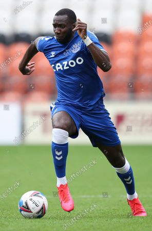 Yannick Bolasie of Everton