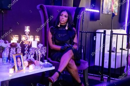 Actress Porsha Williams attends the Taylor-Made Women's Empowerment Event at Vibes presented by Until Freedom on Day 1 of BreonnaCon, in Louisville, Ky