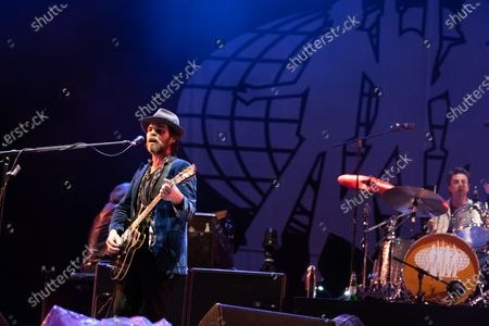 Gaz Coombes and Danny Goffey - Supergrass at the Virgin Money Utility Arena