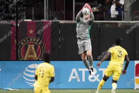 Editorial picture of MLS Nashville SC United Soccer, Atlanta, United States - 22 Aug 2020