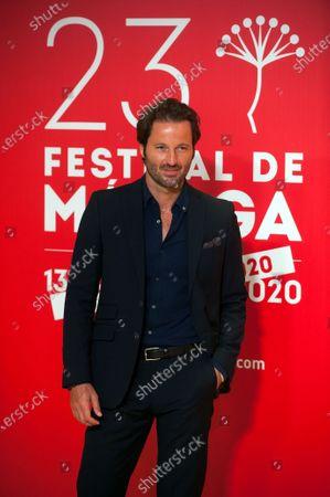 Editorial picture of Malaga Film Festival, Malaga, Spain - 22 Aug 2020