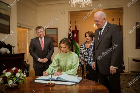 Editorial image of Queen Rania of Jordan releases her favourite overseas travel images to mark her birthday on August 31st - 23 Aug 2020