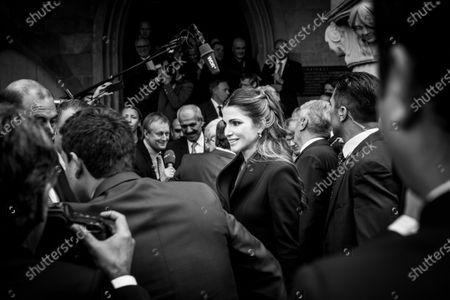 Her Majesty Queen Rania attended the International Westphalian Peace Prize 8th October 2016