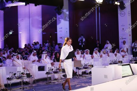 Her Majesty Queen Rania al Abdullah at the Abu Dhabi Media SummitAbu Dhabi, UAENovember 2014