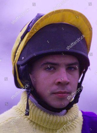 Daily Mail Race Folkestone Jockey Richard Andrew Forristal.