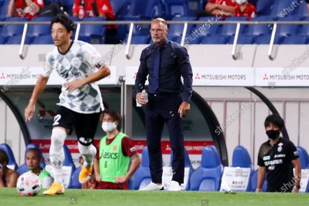 Editorial image of Soccer :  2020 J1 : Urawa Reds 1-2 Vissel Kobe, Saitama, Japan - 23 Aug 2020