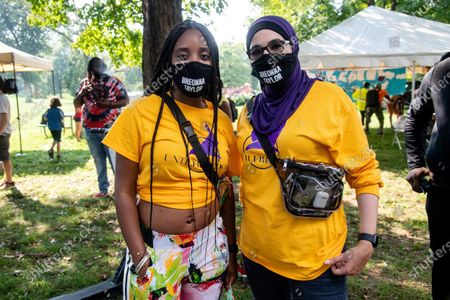 Editorial image of BreonnaCon Days of Action, Louisville, United States - 23 Aug 2020