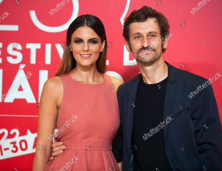 Stock Picture of Melina Matthews and Raul Arevalo