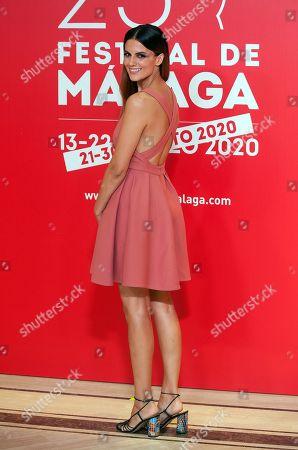 Editorial picture of Malaga Film Festival, Spain - 23 Aug 2020